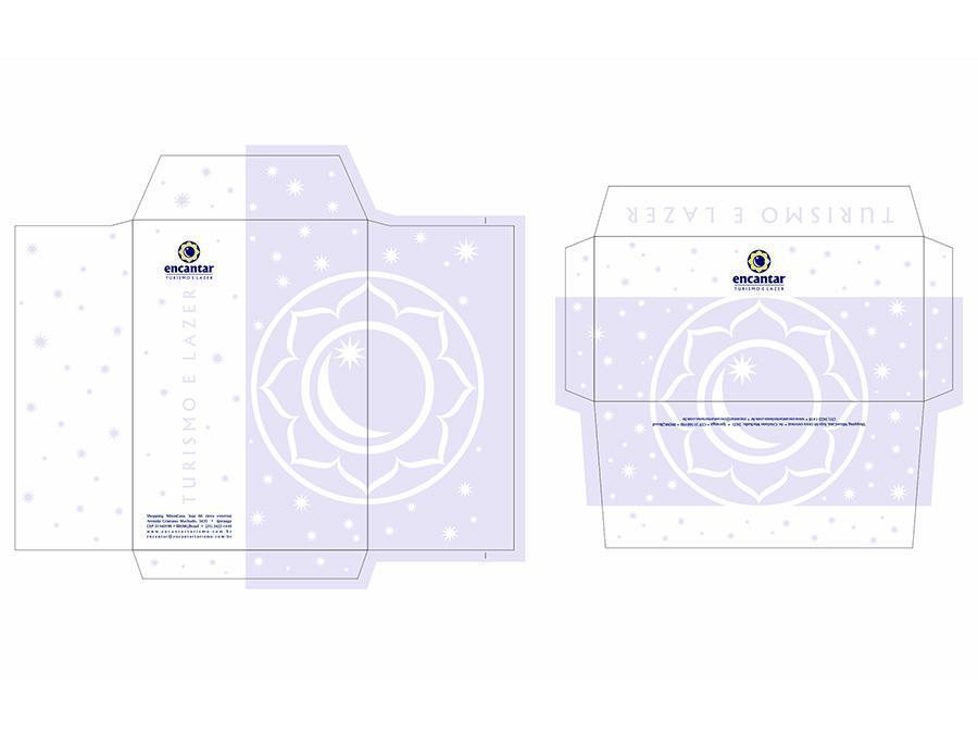 Personalização de envelopes